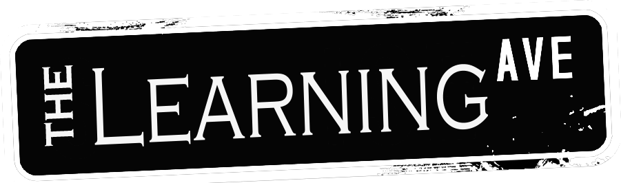 The Learning Avenue Logo