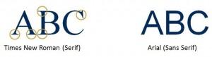 Sans Seriff